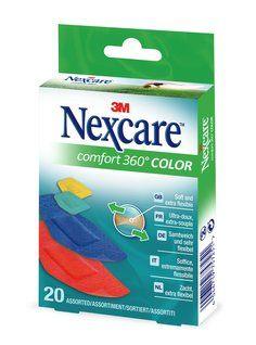 Image of 3M Nexcare Active 360 Cerotti 5 Pezzi 923761771