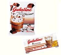 Image of Galatine Caramelle Latte Cioccolato Tavolette 50g 923788350