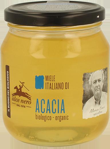Image of Alce Nero Miele D'Acacia Italiana Biologico 700g 923818518