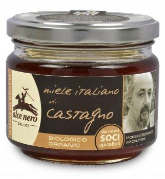 Image of Alce Nero Miele Di Castagno Italiano Biologico 300g 923818544
