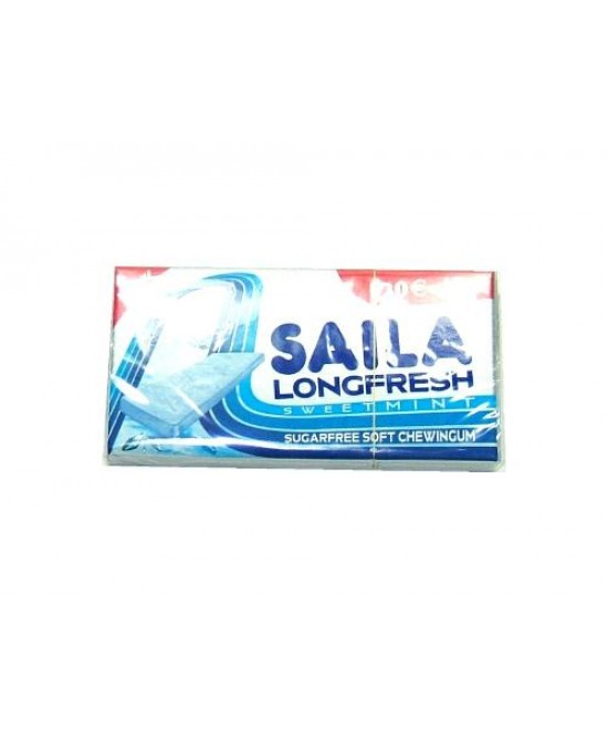 Image of Saila Longfresh Sweetmint Caramelle 27g 924110339