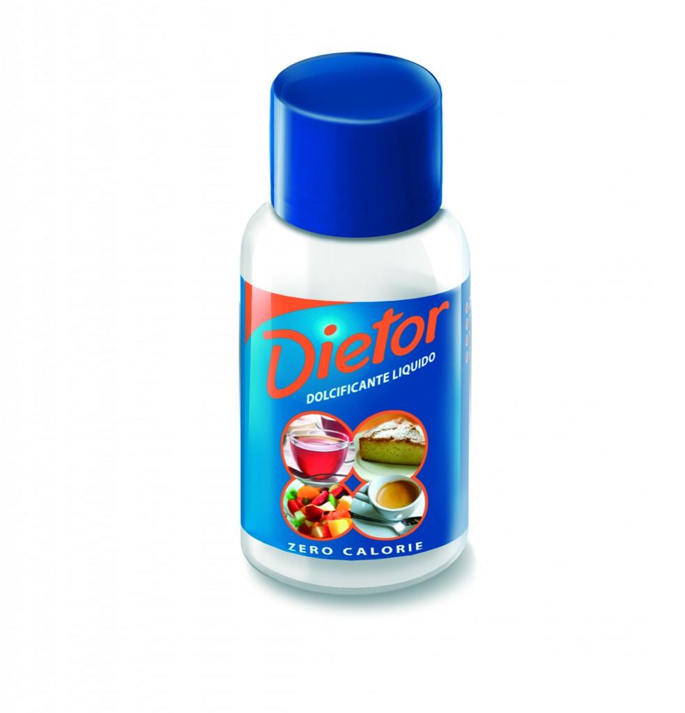 Image of Dietor Dolcificante Liquido 50ml 924110341