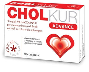 Cholkur Advance Integratore Alimentare 30 Compresse