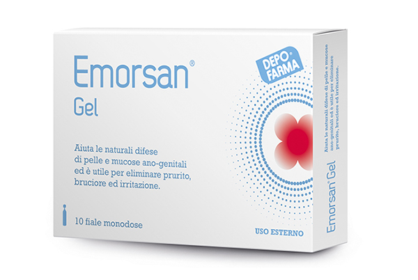 Image of Depofarma Emorsan Gel 10 Fiale Monodose 924549912