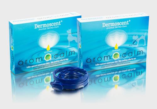 Image of Dermoscent Aromacalm Collare Trattamento Dermatologico per Gatti