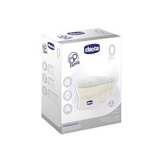 Image of Chicco Contenitore Latte Step Up New 924741073