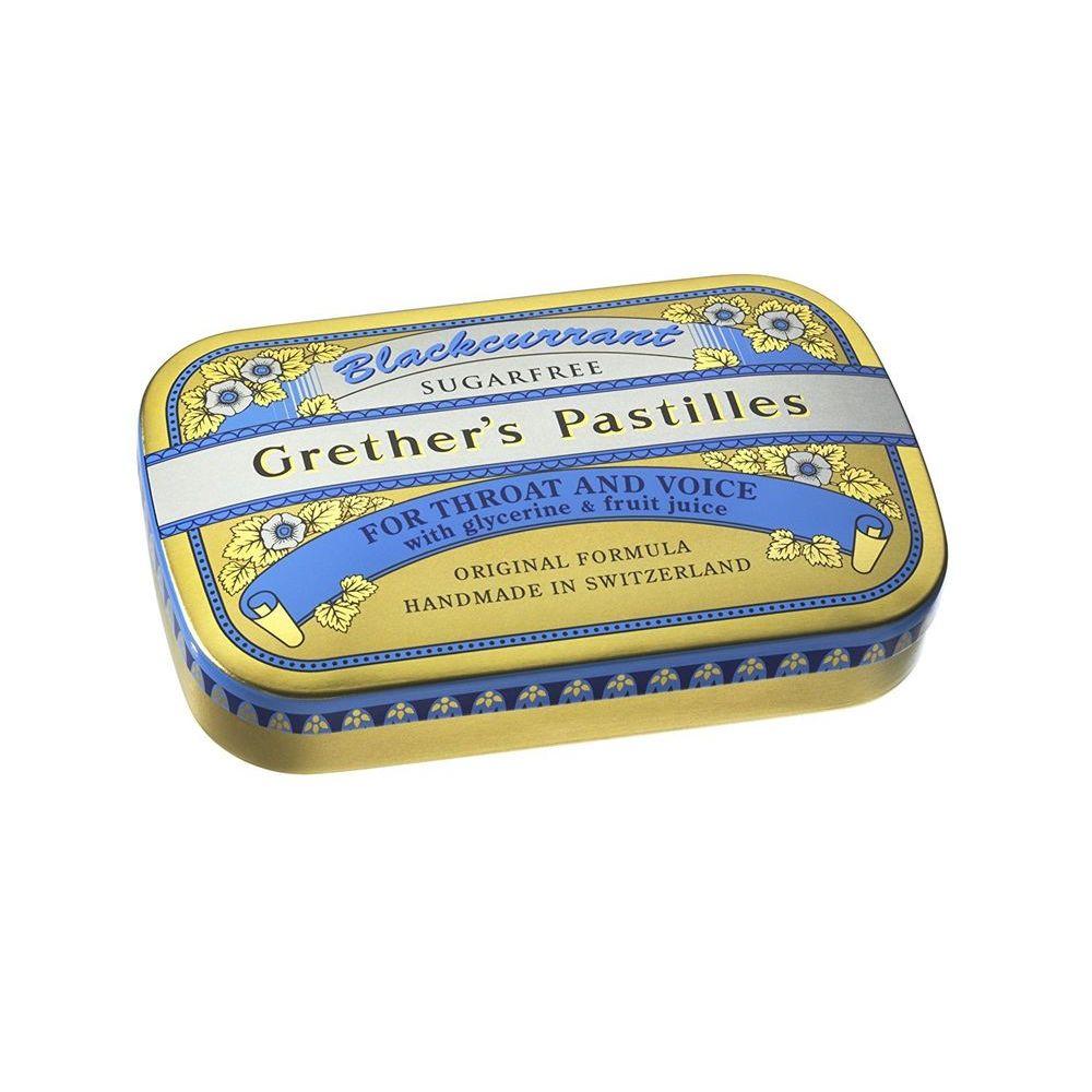 Image of Grether's Pastiglie Senza Zucchero 60g 924750969