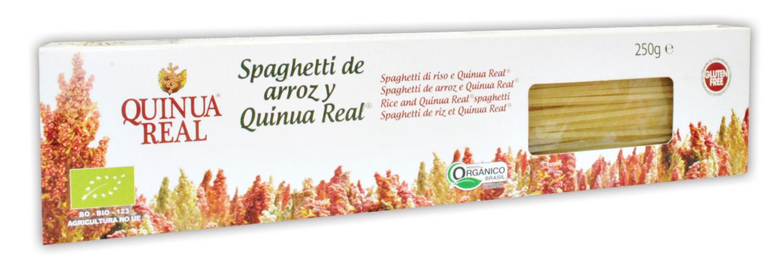 La Finestra Sul Cielo Quinua Real Spaghetti Di Riso E Quinoa Biologico 250g