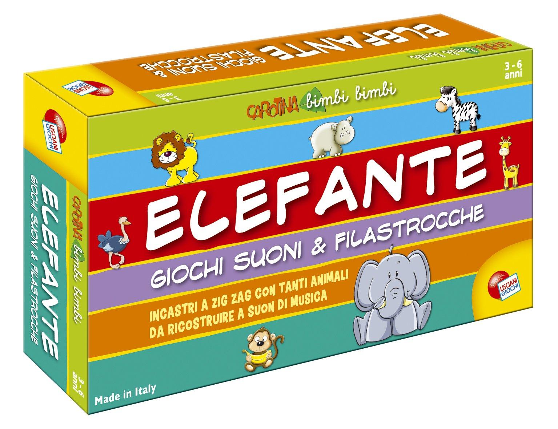 Lisciani Giochi Bimbibimbi Elefantino Giochi E Suoni