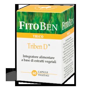 FitoBen Triben D Integratore Alimentare 60 Compresse