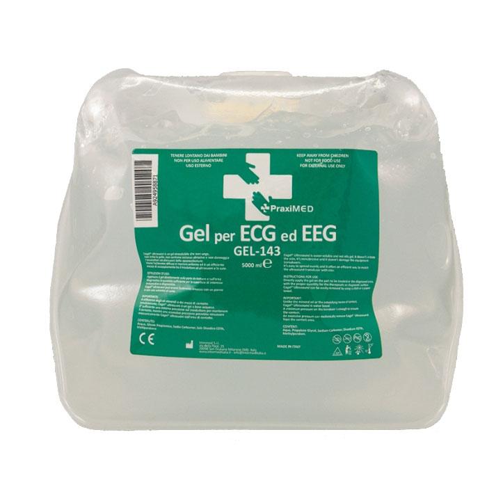 Image of Intermed Gel Ecg Cubitainer 5000ml 924958832