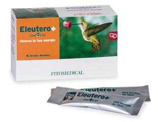 Eleutero+ Integratore Alimentare 15 Stick-Packs x10ml