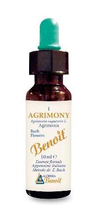 Image of Alchimia Benoit Agrimony Fiori Di Bach Integratore Alimentare 10ml 925392045