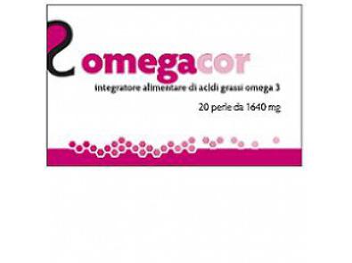 Image of Essecore Omegacor Integratore Alimentare 20 Perle 925399952
