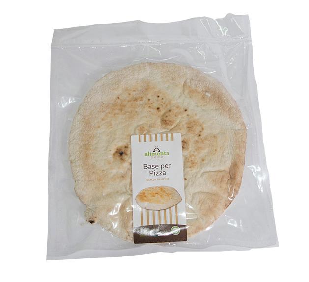 Image of Alimenta 2000 Le Rosite Base Pizza Senza Glutine 150gr 925486033