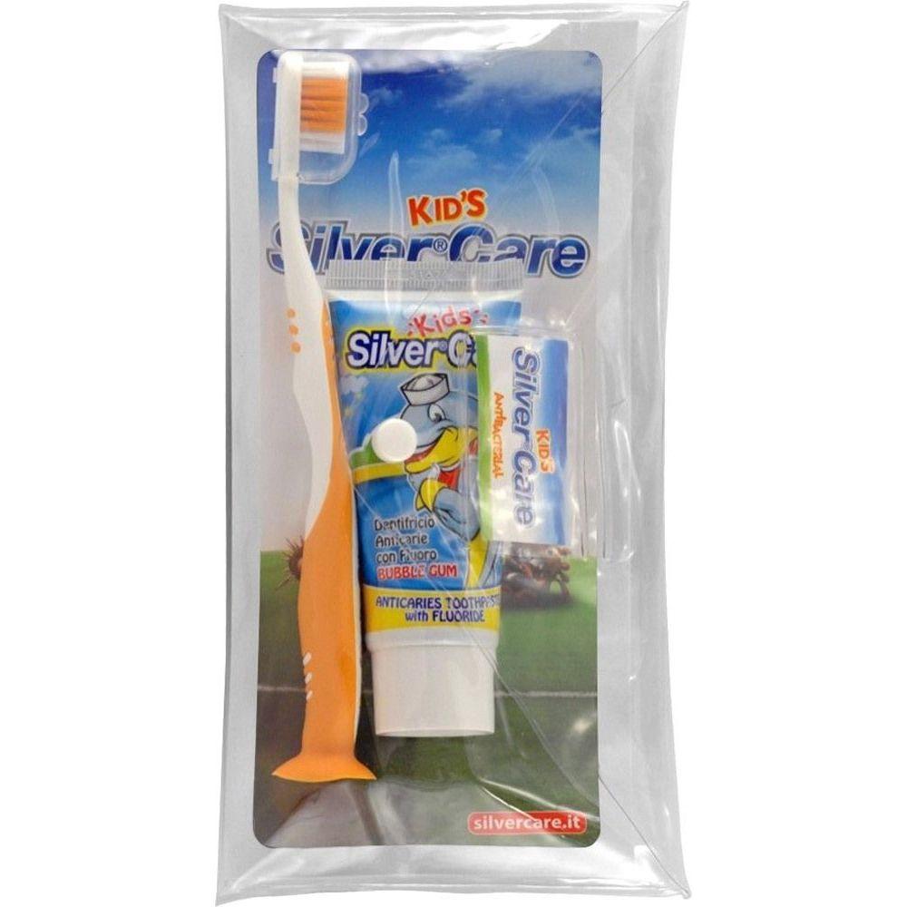 Spazzolificio Piave Silver Care Kid's Brush Kit