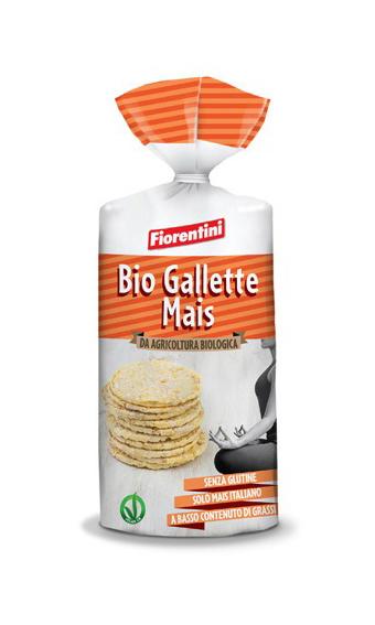 Image of Fiorentini Bio Gallette Mais Senza Glutine 120g 925774554