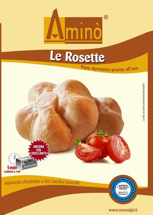 Aminò Le Rosette Pane Senza Glutine 200g