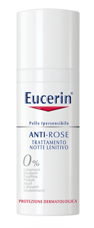 Image of Eucerin Anti-Rose Trattamento Lenitivo Notte 50ml 925894040