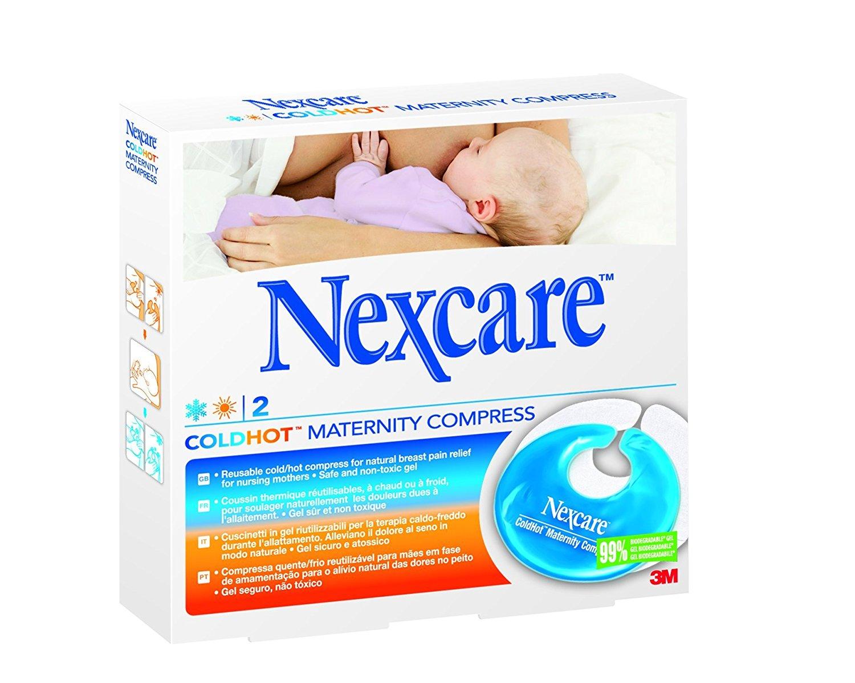 Image of 3M Nexcare Coldhot Maternity Compress Per Il Seno 2+2 926022714