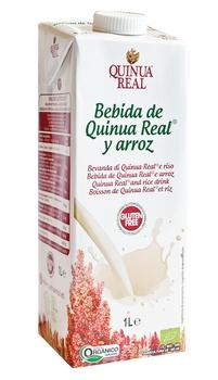 La Finestra Sul Cielo Quinua Real Bevanda Di Quinoa E Riso Bio 1l
