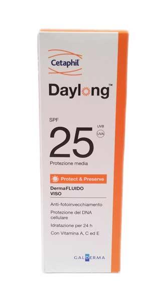 Image of Cetaphil Daylong Dermo Fluid Viso Spf25 50ml 926146756