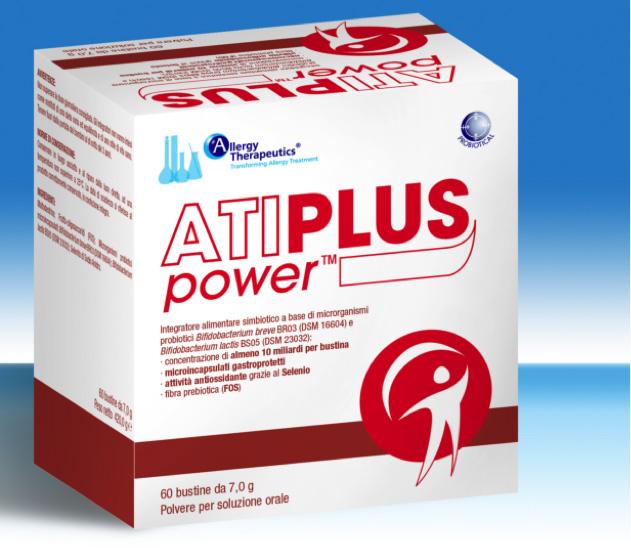 Allergy Therapeutics  Atiplus Power 60 Bustine