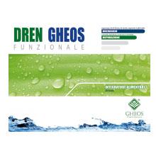 Image of Gheos Dren Gheos Funzionale Integratore Alimentare 20 Bustine 926444807