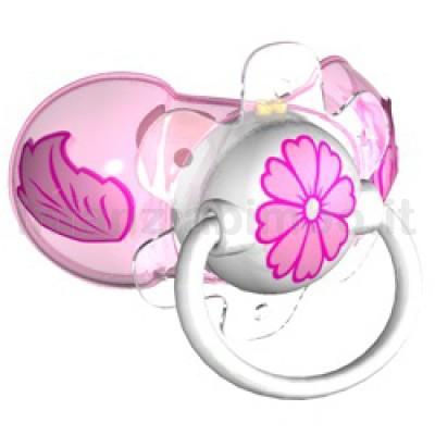 Image of EleMed Succhietto Intelligente Ciliegia Lattice Colore Rosa Fiore Misura 2 926453376