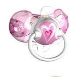 Image of EleMed Succhietto Intelligente Ciliegia Silicone Rosa Cuore Misura 2 926453440
