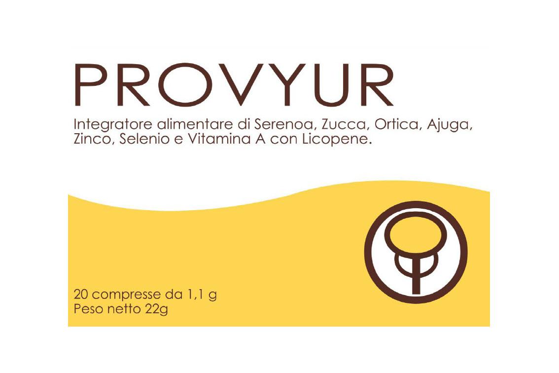 Image of Gamma@Pharma Provyur Integratore Alimentare 20 Compresse 926523491