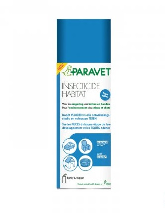 Image of Paravet Insecticide Habitat Spray 200ml 926564636