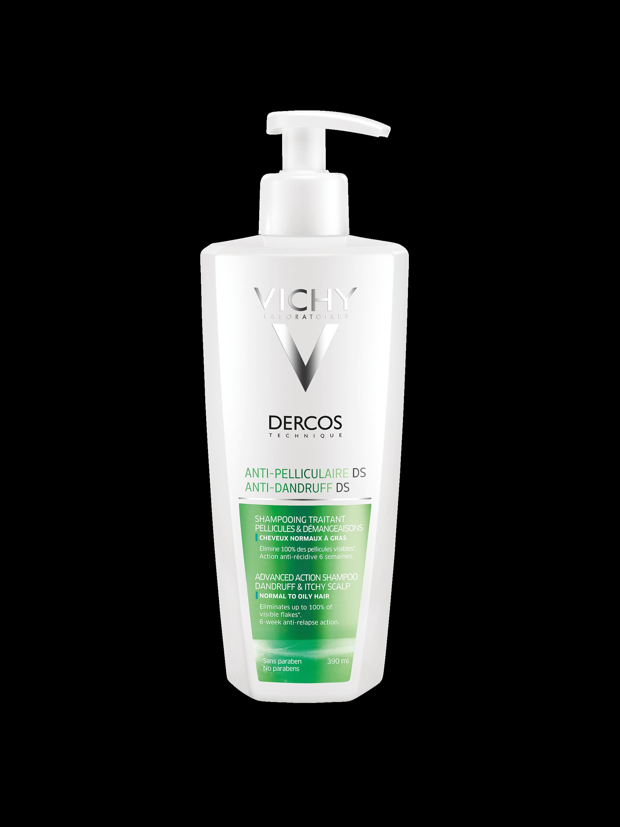Vichy Dercos Shampoo Anti Forfora Capelli Da Normali A Grassi 400ml
