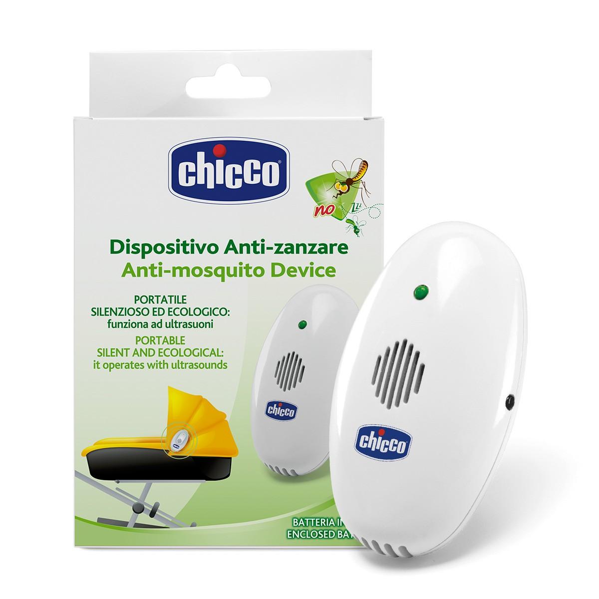 Image of Chicco Dispositivo Antizanzare Ad Ultrasuoni Portatile 926574866