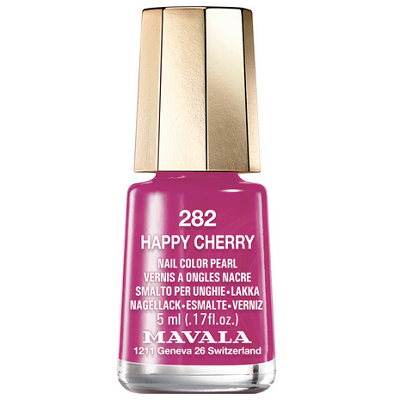 Mavala Smalto Per Le Unghie 282 Happy Cherry 5ml