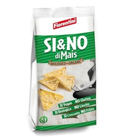 Image of Fiorentini Bio Si&No Di Mais Gallette Senza Glutine 100g 926584208