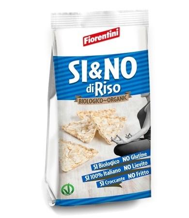 Image of Fiorentini Bio Si&No Minigallette Di Riso Con Sale Senza Glutine 100g 926584222