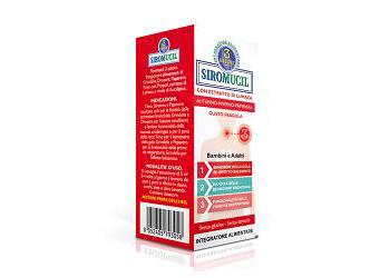 Image of Herbit Siromucil 3 Azioni Spray Gola 150ml 926590593