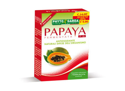 Phyto Garda Papaya Fermentata Pg Integratore Alimentare 7 Bustine