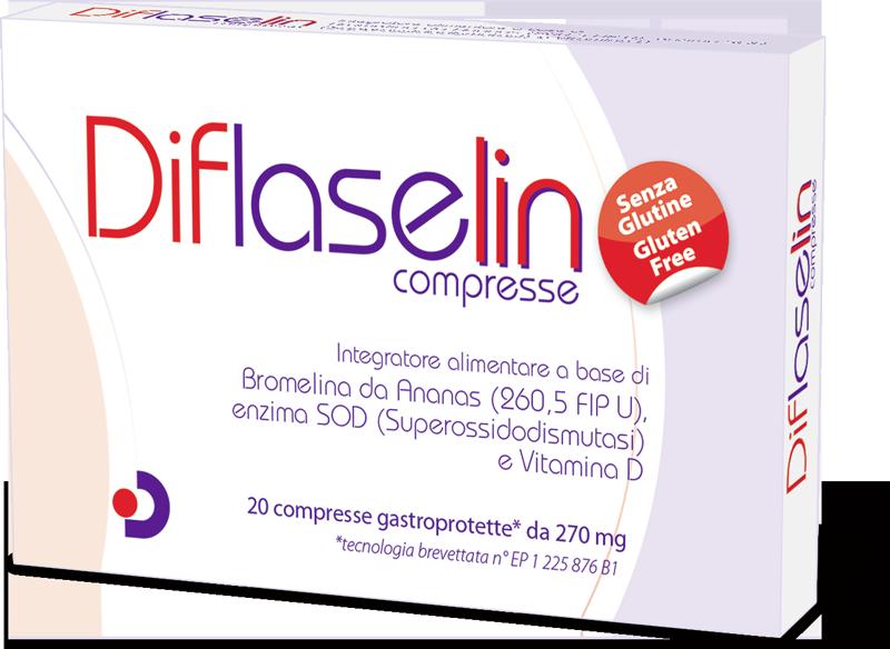 Diflaselin Integratore Alimentare 20 Comprese