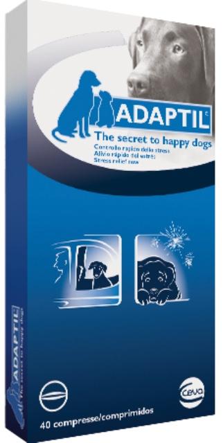 Image of Adaptil Compresse Integratore Alimentare Per Animali 40 Tavolette 926828450