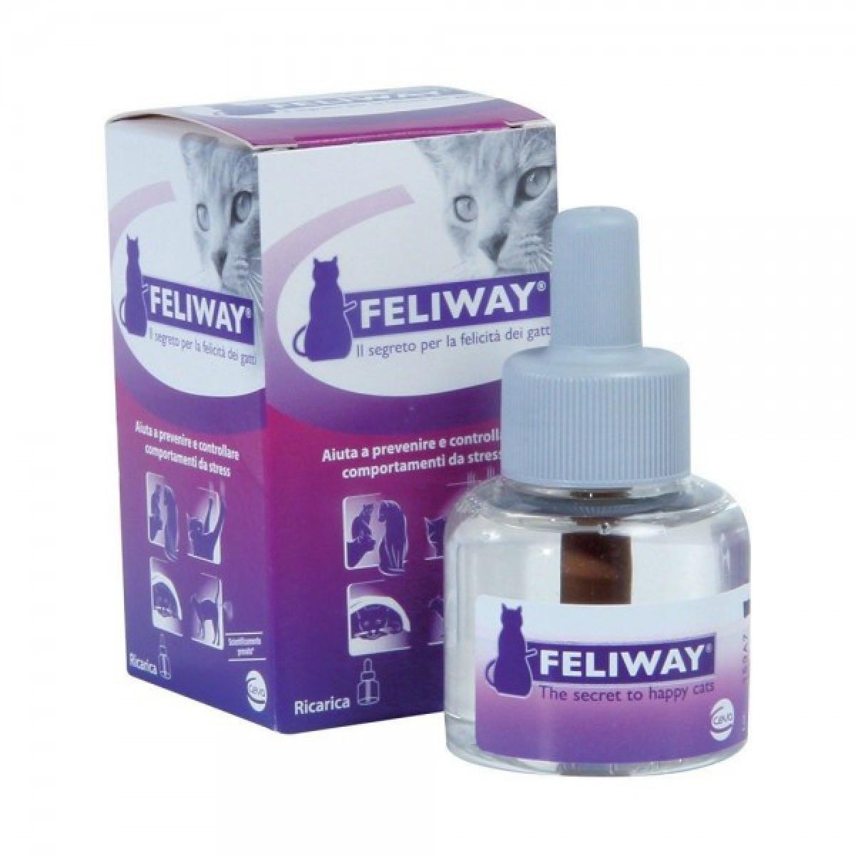 Image of Ceva Feliway Classic Ricarica 48ml 926828486