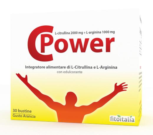 Image of Fitoitalia C Power 30 Bustine 926982822