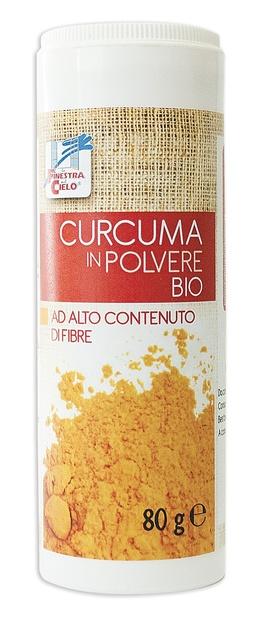 Curcuma Bio In Polvere 80g