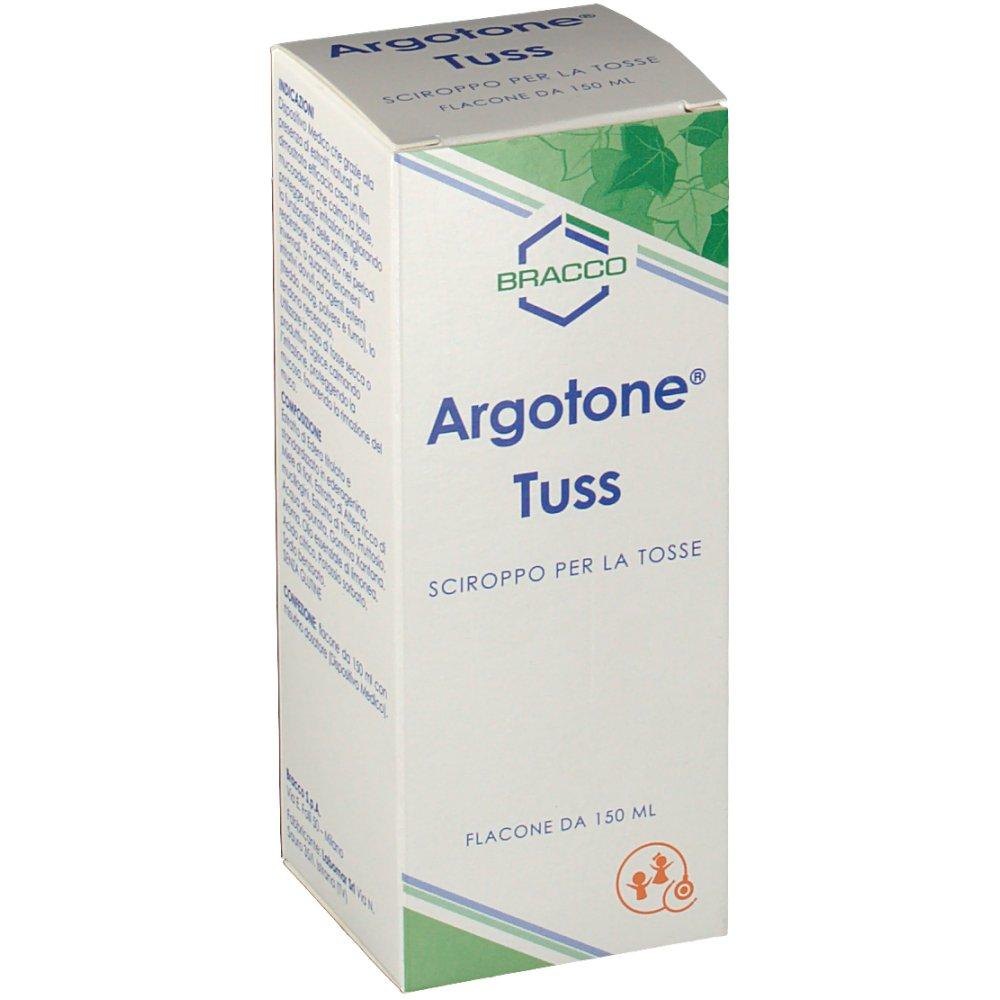 Bracco Argotone Tuss Sciroppo Tosse 150ml