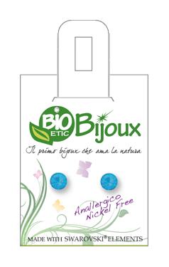 Image of Bioetic Bijoux Brillantino Xilion 6,2 mm Carribbean Blue Opal 927135273