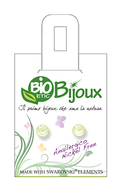Image of Bioetic Bijoux Brillantino Xilion 5,3 mm Giallo Pastello 927135335