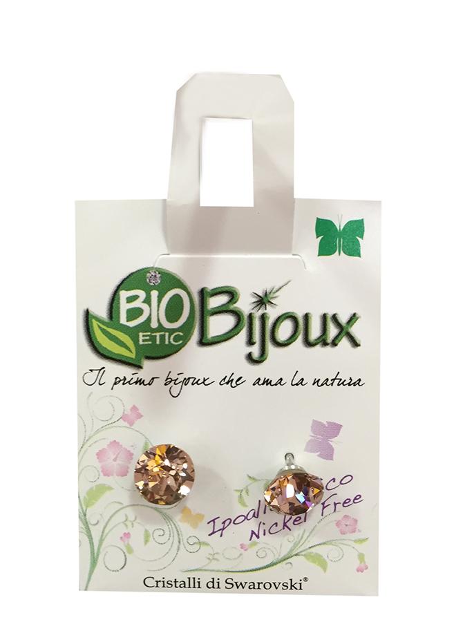Image of Bioetic Bijoux Orecchino Xilion 7,15 mm Chrysolite 927135400