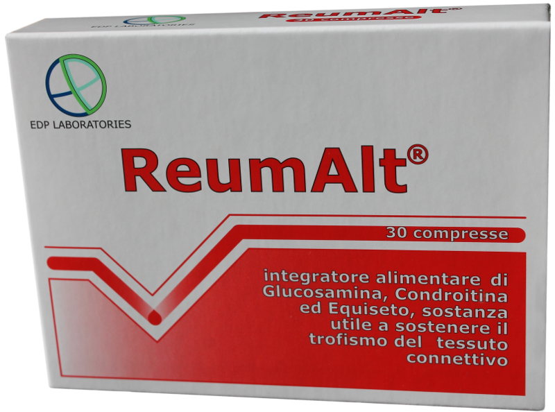 Image of Edp Laboratories ReumAlt Integratore Alimentare 30 Capsule 927172736