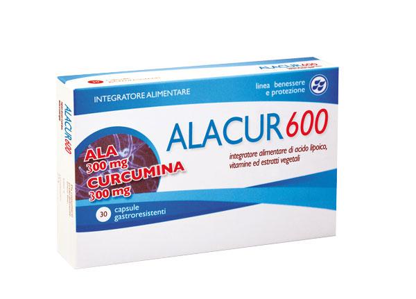 Image of Aqua Viva Alacur 600 30 Capsule 927226151
